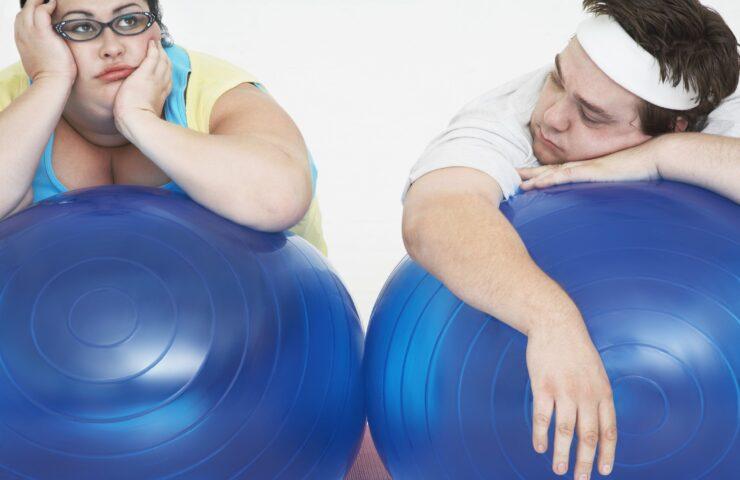 Tập luyện thể dục thể thao đối với người béo phì