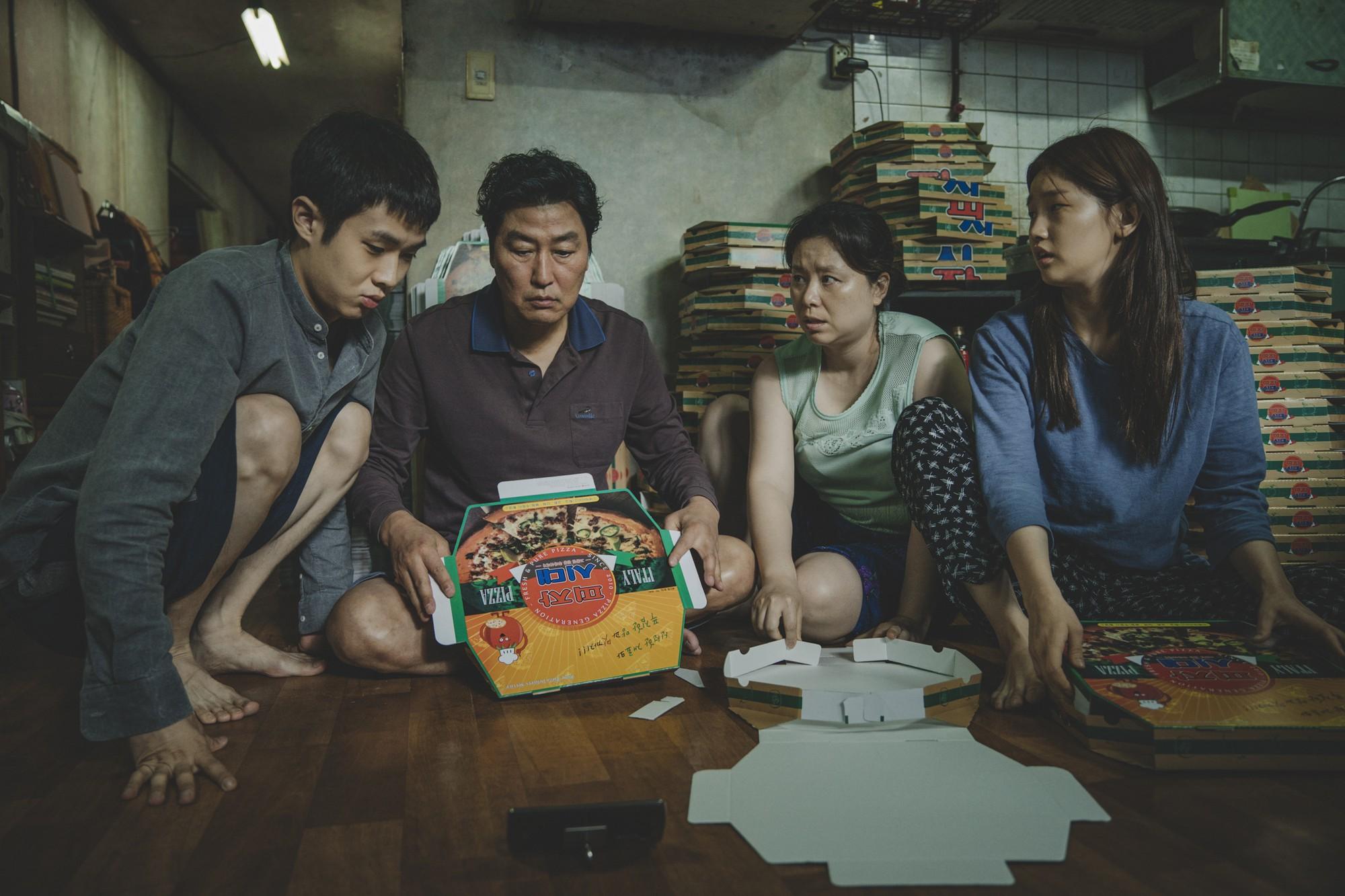 Phim Ký sinh trùng (2019) - Phim hàn đáng xem nhất mọi thời đại