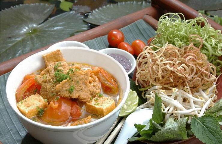 Những món đặc sản Châu Á được làm từ bột gạo
