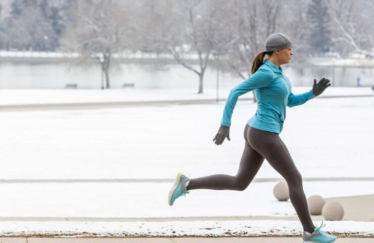 Tập thể dục mùa đông
