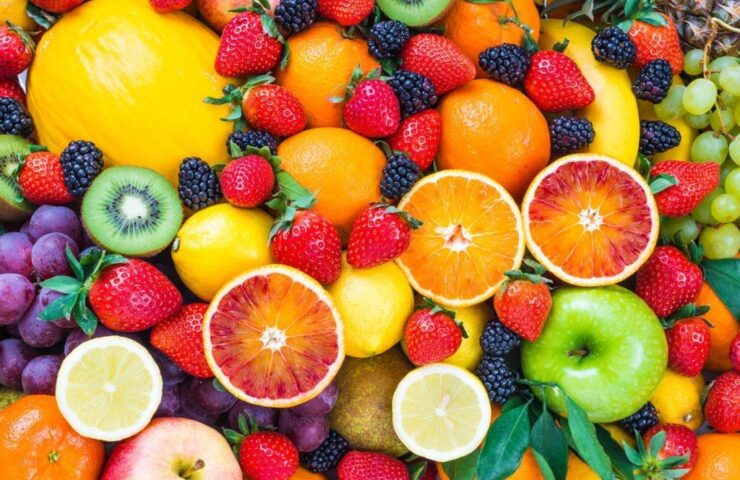 Những loại thực phẩm giàu vitamin C