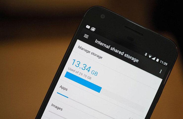 2021, smartphone của bạn cần bao nhiêu dung lượng điện thoại