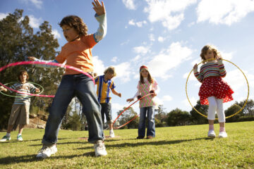 thể thao cho trẻ