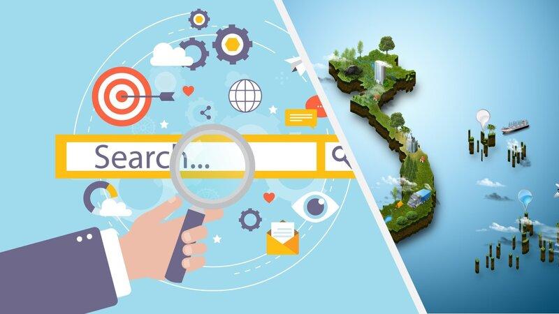 tìm kiếm Google Việt Nam
