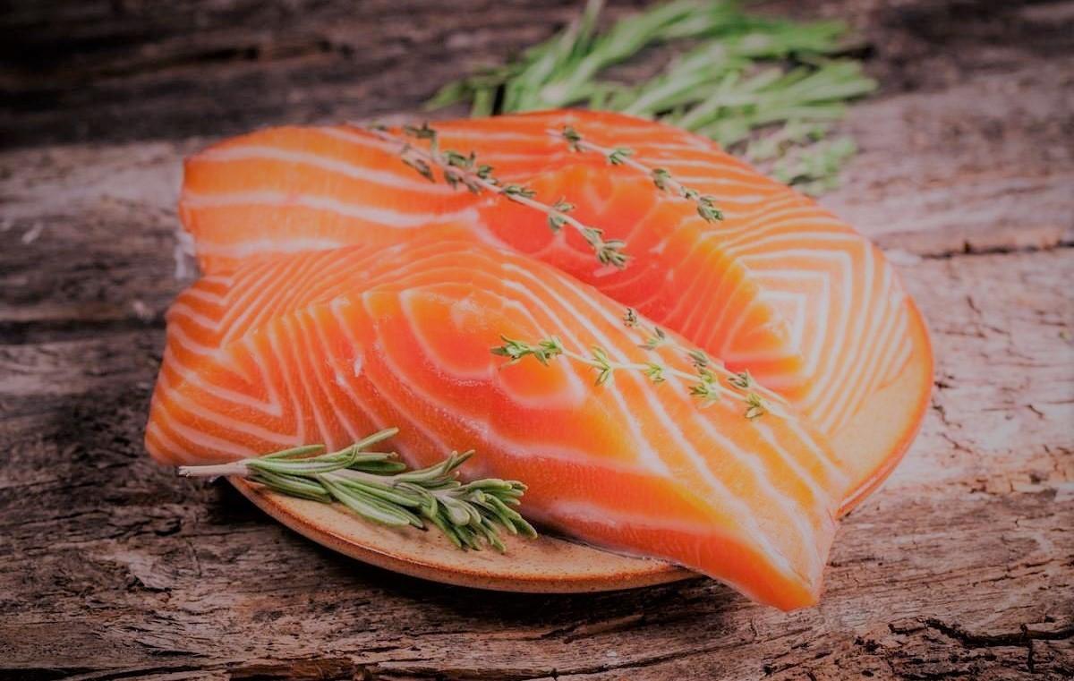 Cá và các sản phẩm của biển