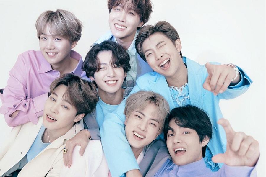 BTS là đại diện cho sự phát triển vượt bậc của Big Hit Entertainment